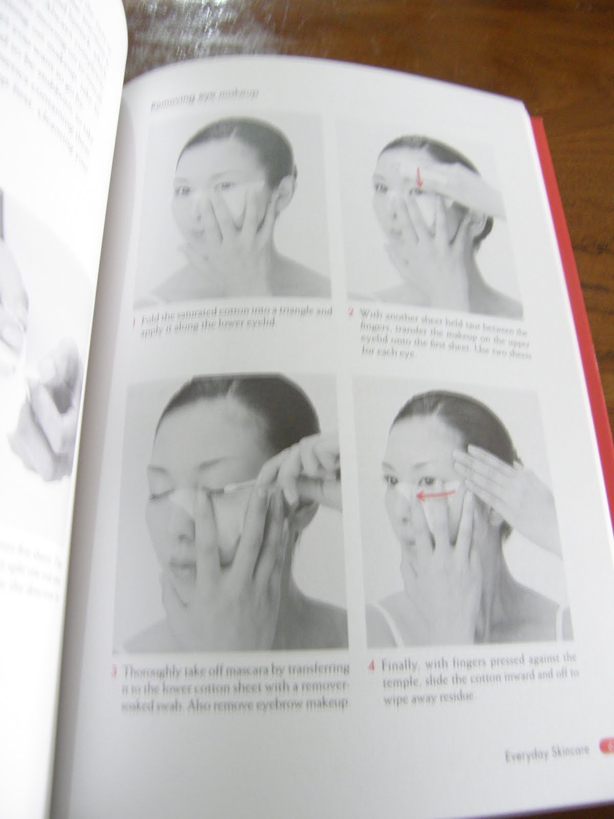 So loverly book review chizu saekis japanese skincare revolution another bit which i found useful was on eye and lip makeup removal instead of the usual hold and wipe method we are used to saeki recommends placing a fandeluxe Choice Image