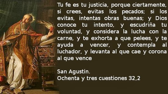 Frase San Agustín de Hipona