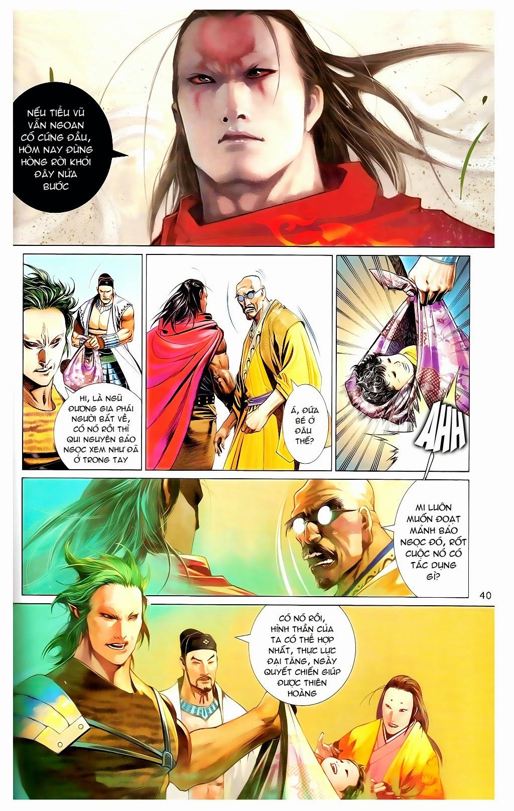 Phong Vân Chap 665 - Trang 39
