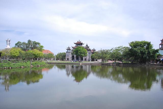 La cathédrale Phat Diem, Ninh Binh - Photo An Bui