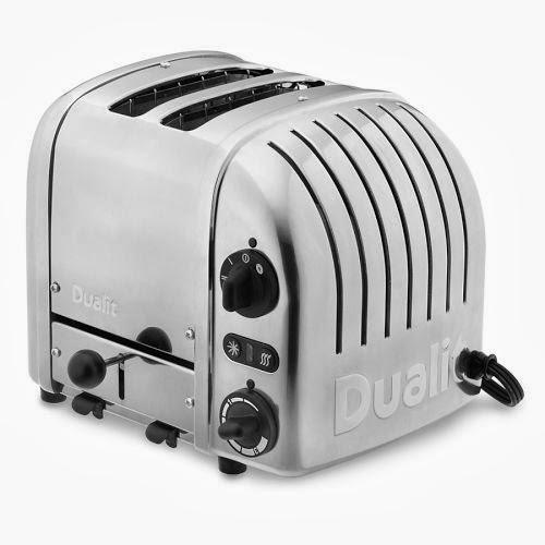 Style White Dualit Toaster