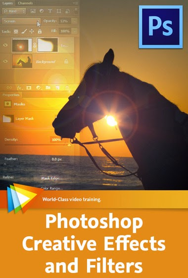 Video2Brain – Photoshop Creative Effects and Filters