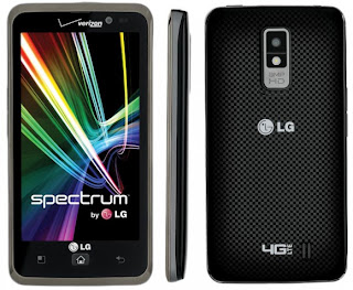 Why You Should Buy an LG Spectrum...