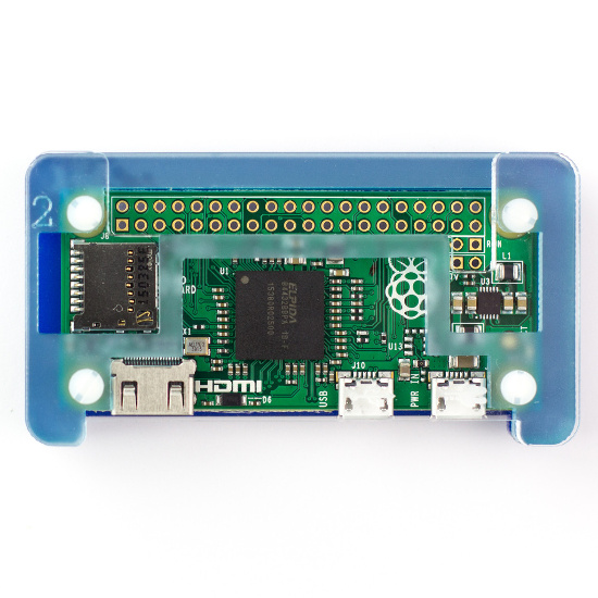 case pibow raspberry pi zero