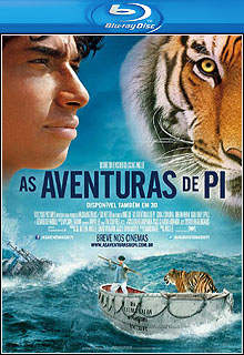 As Aventuras de Pi BluRay 720p Dual Áudio