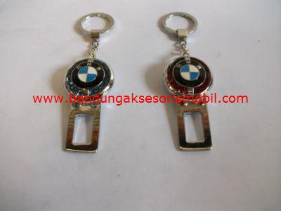 Gantungan Kunci Model Safety Belt BMW