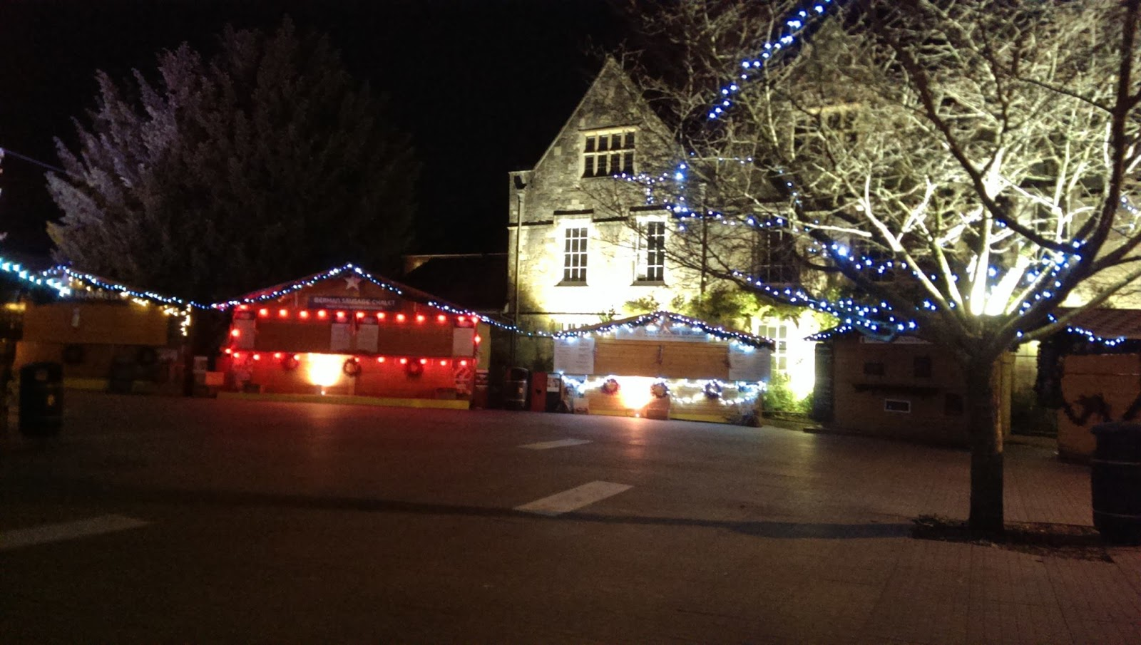 lebellelavie - The Winchester Christmas Market 2015