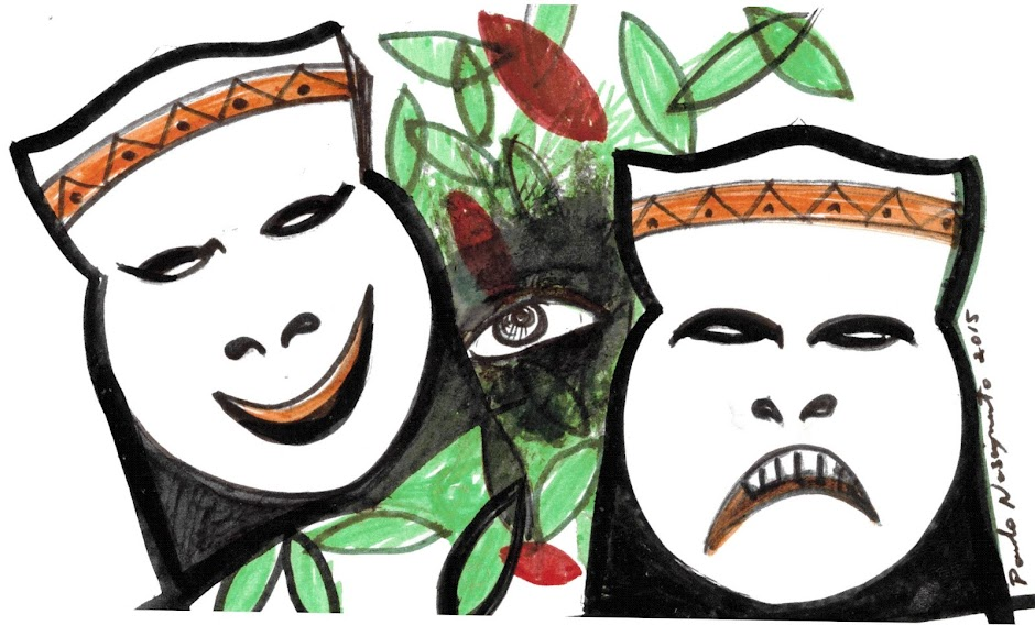 Projeto Iurupari - Grupo de Teatro