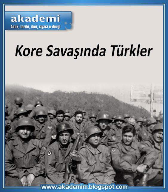 Kore Savaşında Türkler
