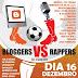 Jogo de Beneficênte: Bloggers vs Rappers (3ª Edição)