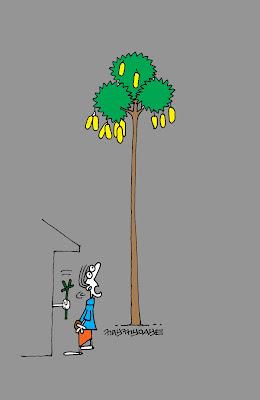 Cartoon Nay Myo Aye – သည္ခရီးနီးျပီလား
