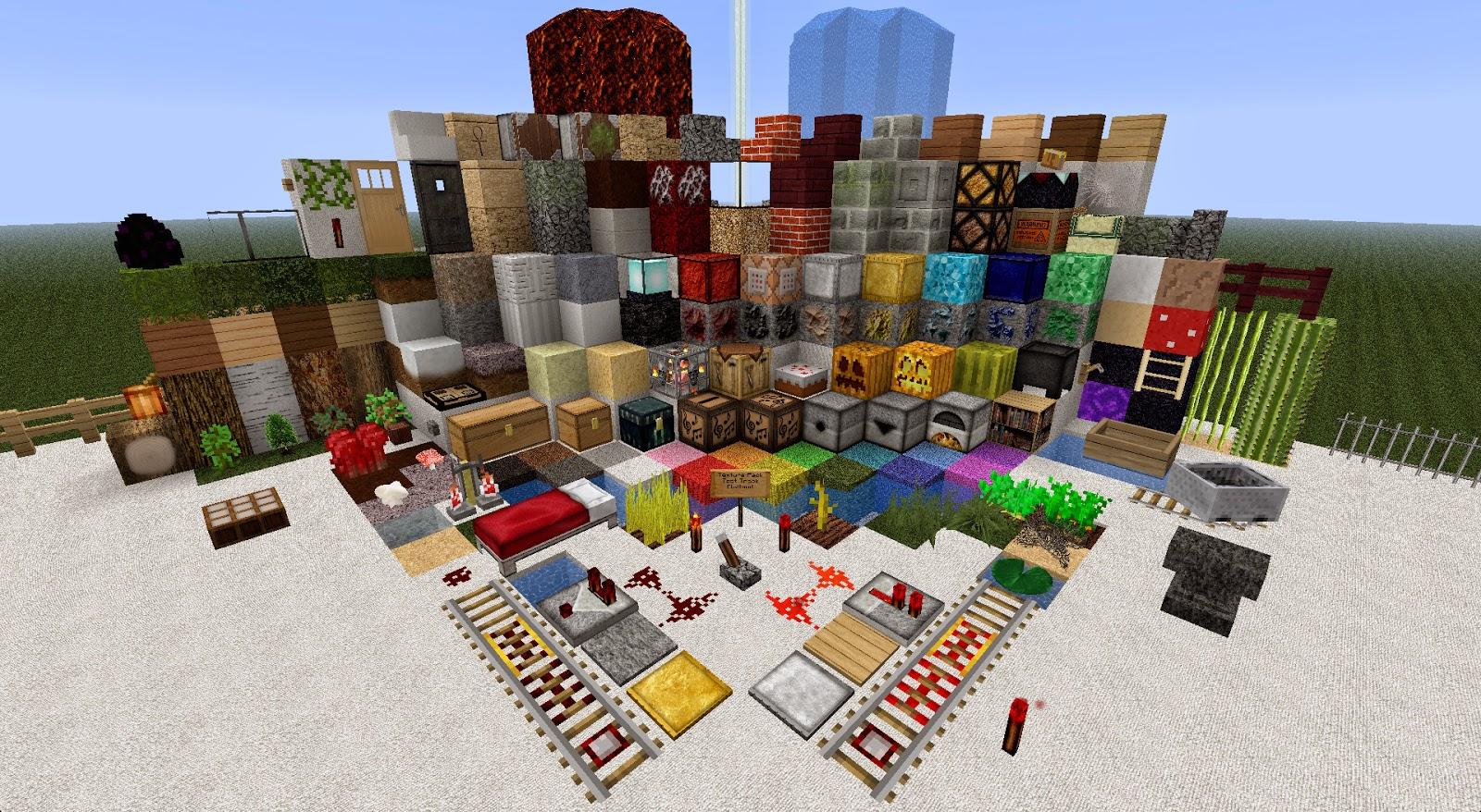 Minecraft Real HD 4