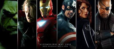 Os Vingadores - The Avengers - Felipe Siqueira