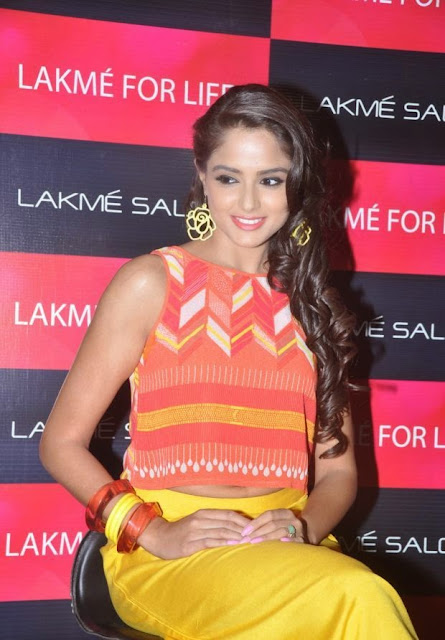 Asmita Sood Stills at Lakme Salon Launch 1.jpg