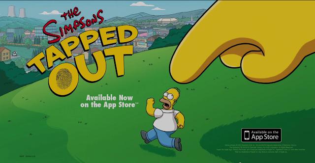 La Nuez: The Simpsons estrenan nuevo juego para móviles: Tapped Out