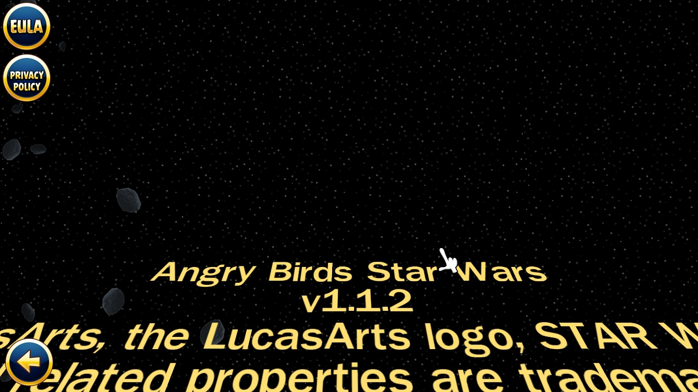 angrybirdsstarwars berhasil Angry Birds Star Wars 1.1.2 Full Serial
