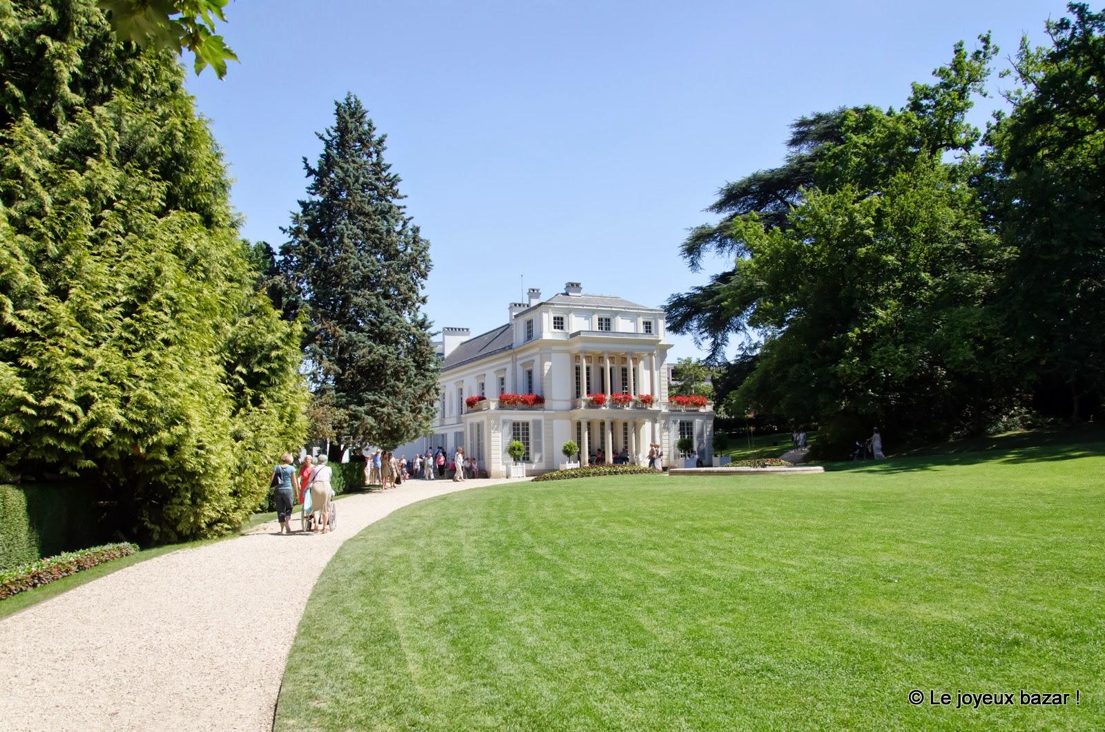 Yerres - propriété Caillebotte