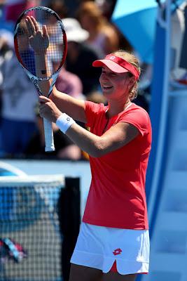 Ekaterina Makarova Best Player