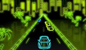 Neon Araba