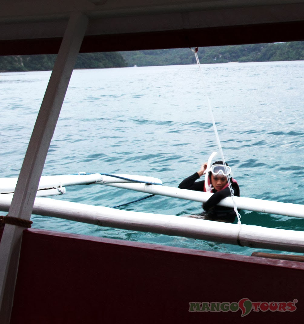 Puerto Galera Buri Resort & Spa Restaurant Mango Tours Philippines water sport activities