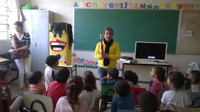 Projeto Higiene Bucal Mostra Pedagógica
