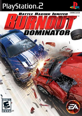 Burnout Dominator ISO ROM
