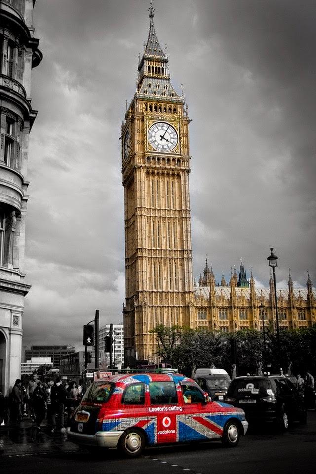 big ben london's calling