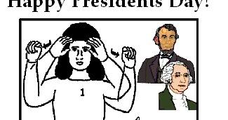 hearmyhands asl happy presidents day
