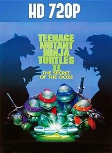 Tortugas Ninja II: El Secreto de los Mocos Verdes 720p Latino