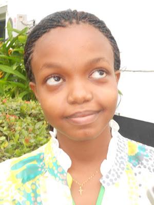 TANZANIA ONE(MSICHANA ALIYEONGOZA MATOKEO YA KIDATO CHA SITA 2012