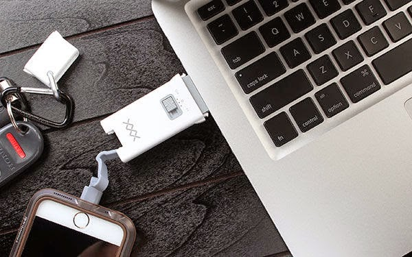Kickstarter, Bricwave Xpress, USB, 64 GB, new tool,