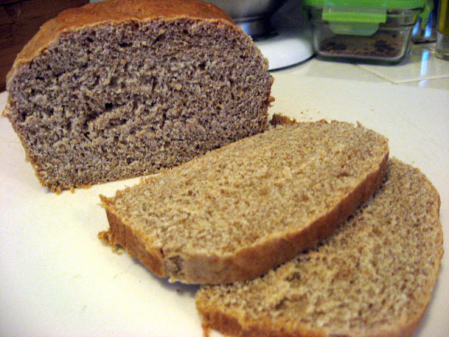 Homemade Wheat Bread by freshfromthe.com