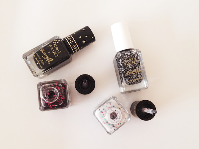 Barry M, Barry M nails, FashionFake, glitter nail polish, beauty blog UK