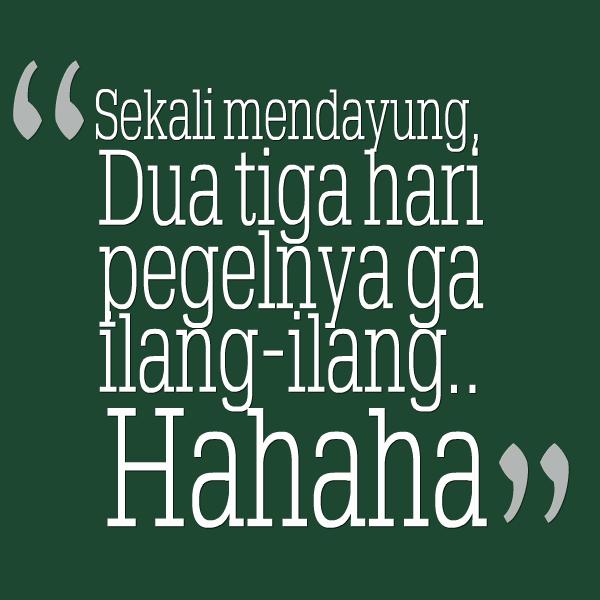 kata kata lucu