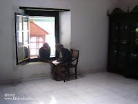 Staffs in Kraton Yogyakarta