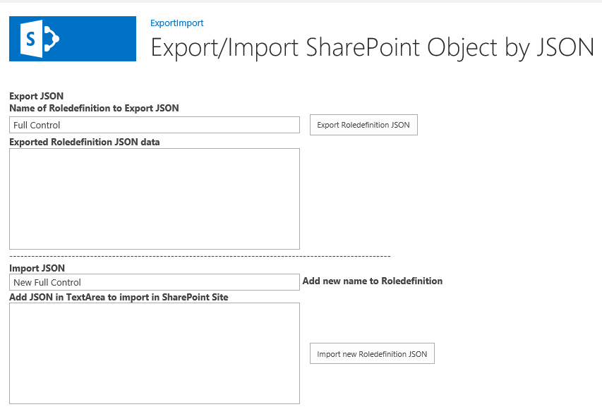 My Time Break For Sharepoint Exportimport Sharepoint Objects Using