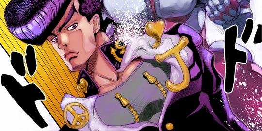 Jojo's Bizarre Adventure : Diamond is Unbreakable, David Production, Hirohiko Araki, Actu Japanime, Japanime,