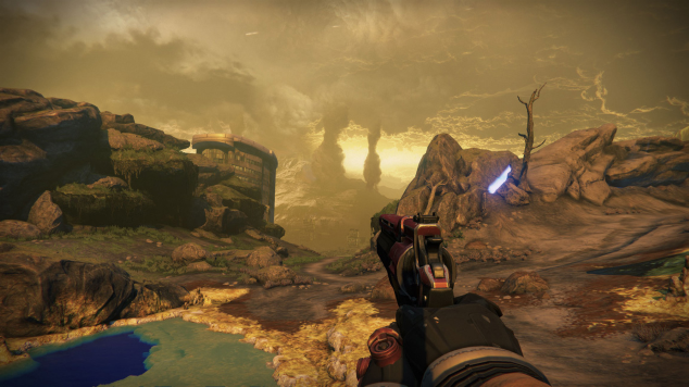 Destiny FPS