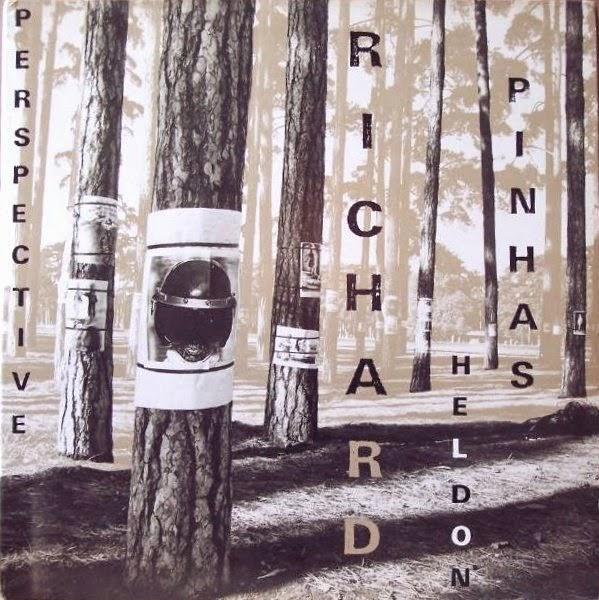 El recopilatorio Perspective (WEA, 1983) dedicado a la carrera de Richard Pinhas y Heldon