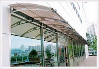 Canopy Rumah Minimalis modern
