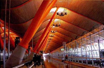 Bandara Barajas Madrid