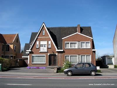 casute din Bruges