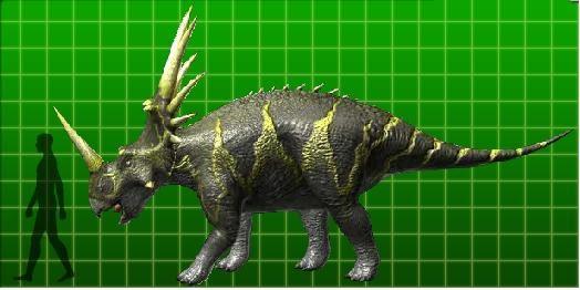 Rei De Dinossauro  Estiracossauro