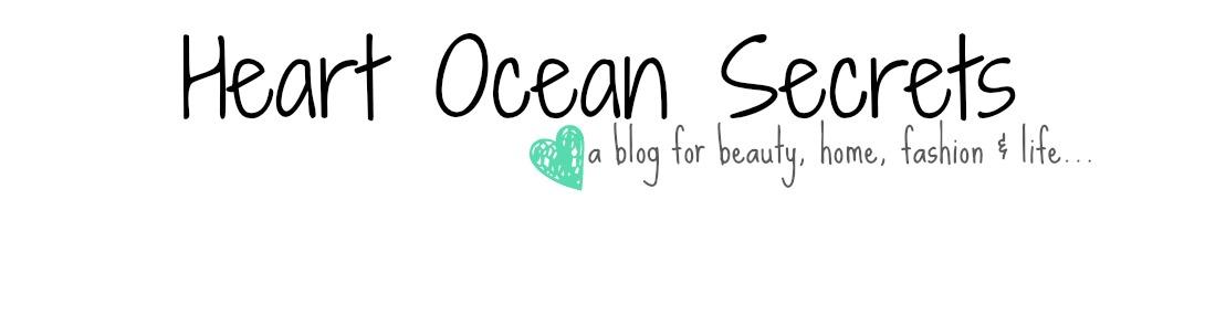 Heart Ocean Secrets