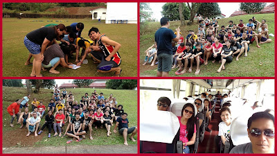 AMAZING RACE ACTIVITIES WE DID IN CALIRAYA RESORT CLUB AT LUMBAN, LAGUNA