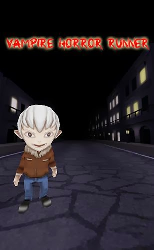 Vampire Horror Runner 3D Android Full Apk  İndir