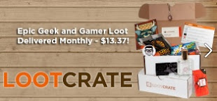 Have you signed up for LootCrate?