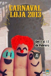 Carnaval de Loja 2013 - Angel Fuster