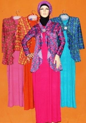 baju muslim sepasang suami istri murah