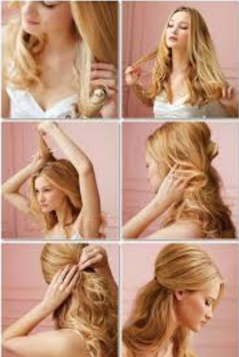 Haar Frisuren Hochsteckfrisur Lange Haare Selber Machen
